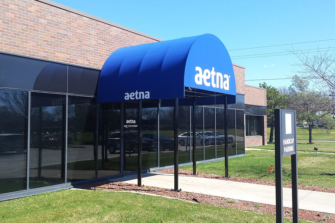 Awning Aetna