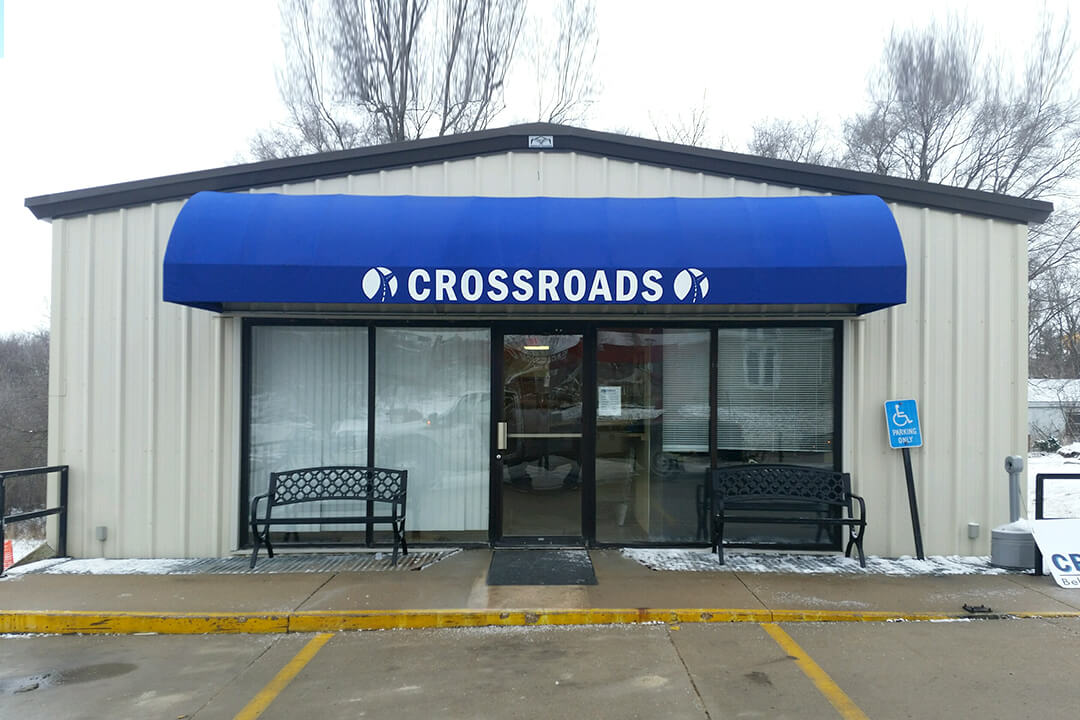 Awning Crossroads Behavioral