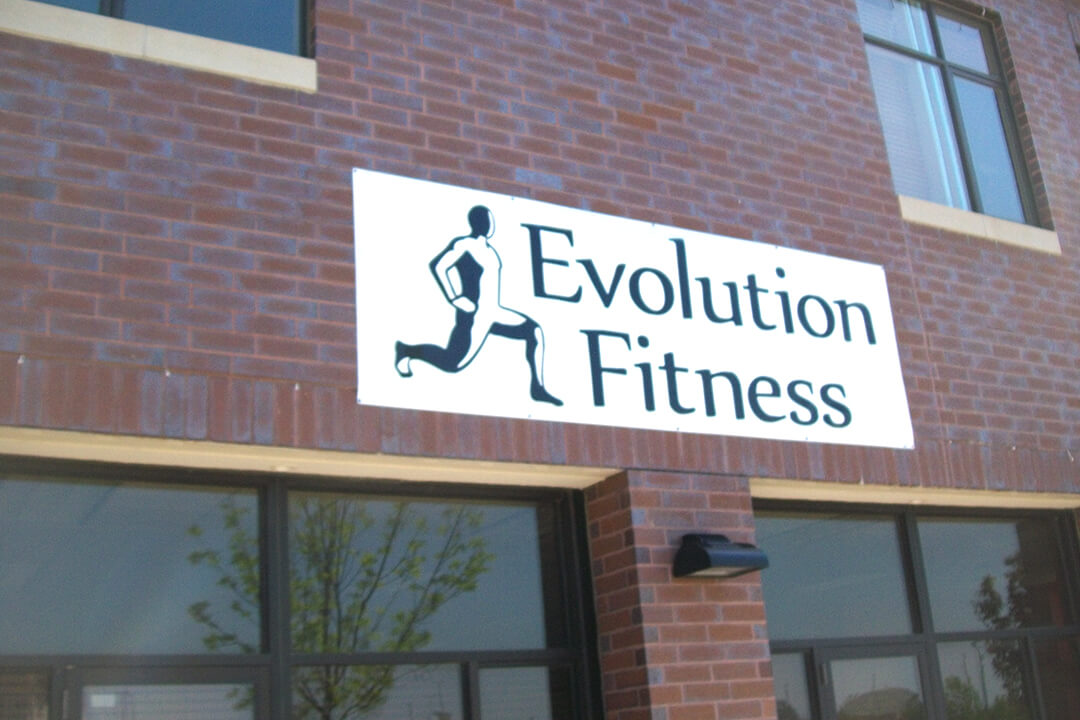 Banner Evolution Fitness