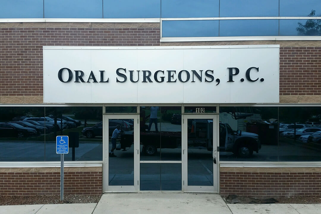 Routed Oral Surgeons