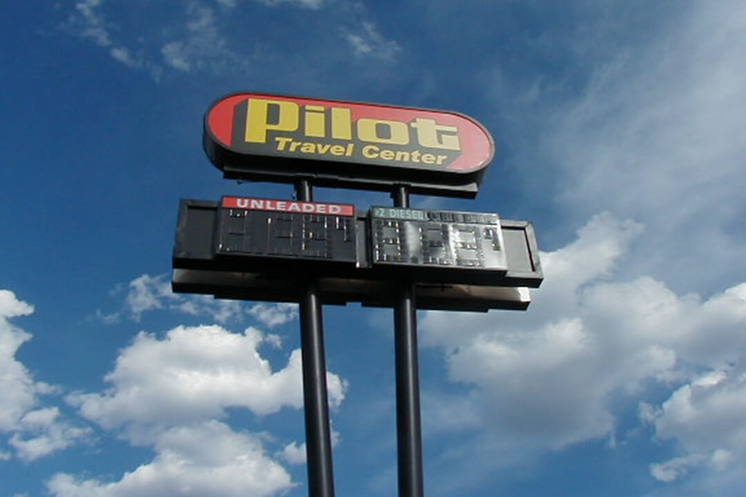 Pole Pilot Travel Center