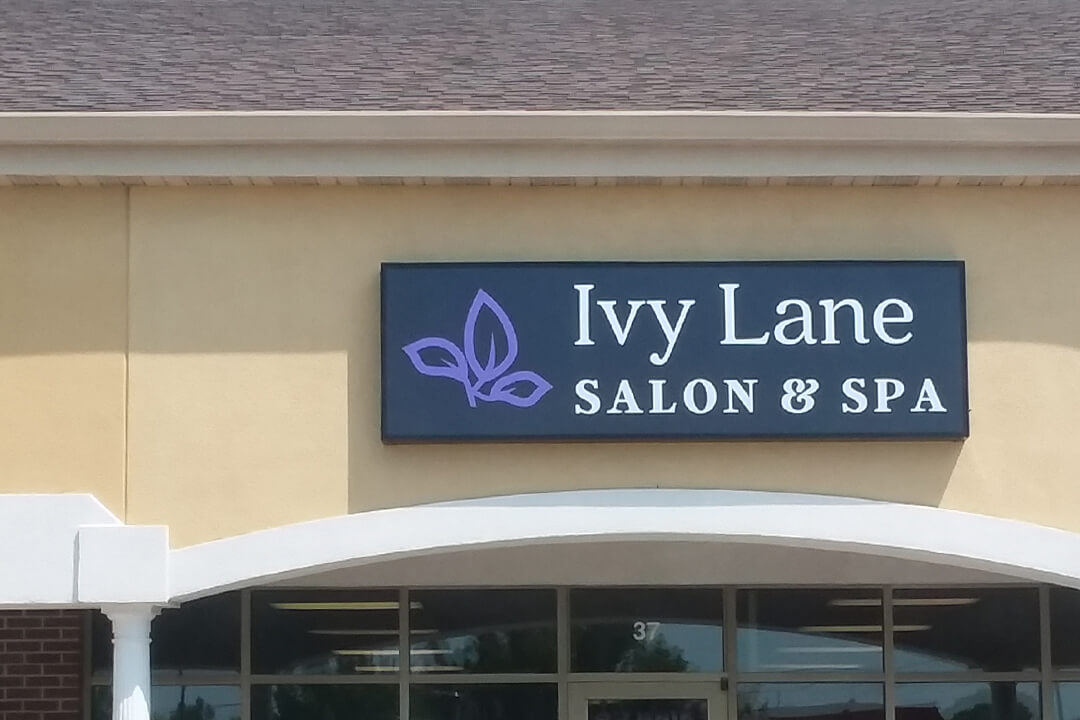 Wall Signs Ivy Lane Salon & Spa