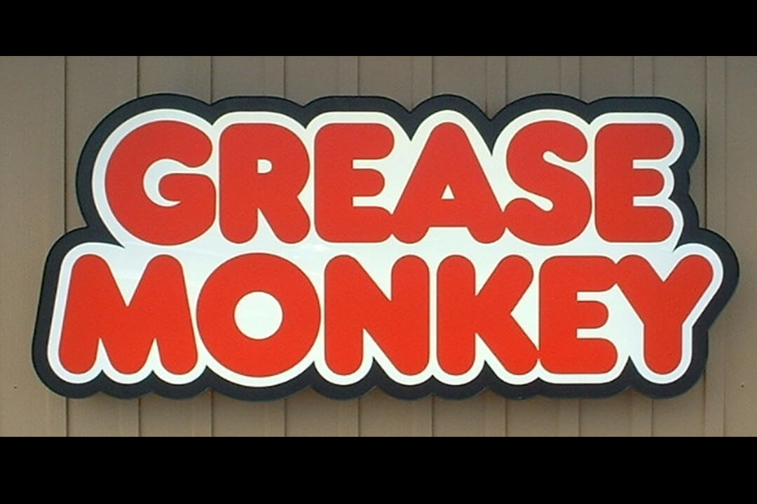 Wall Signs Grease Monkey