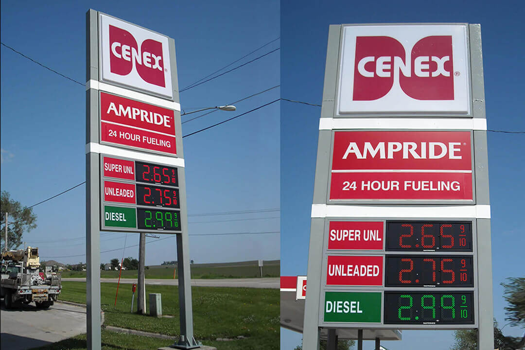 Gas Price Cenex