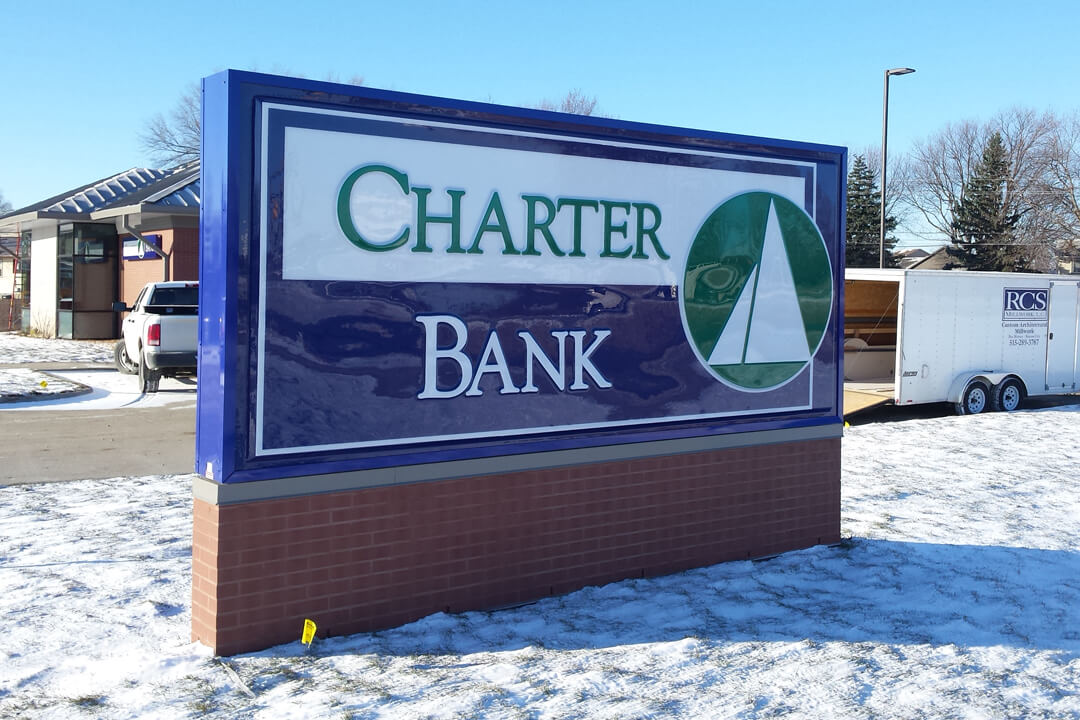 Banking\Financial Charter Bank Monument