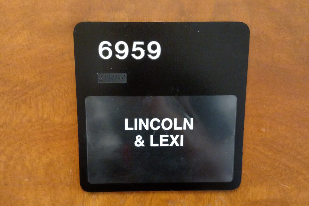 IDENTIFICATION LINCOLN